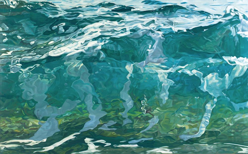 Into the Sea-Web