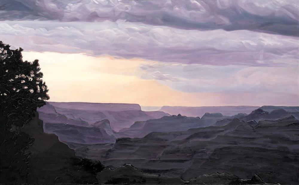 Canyon at Dusk-Web