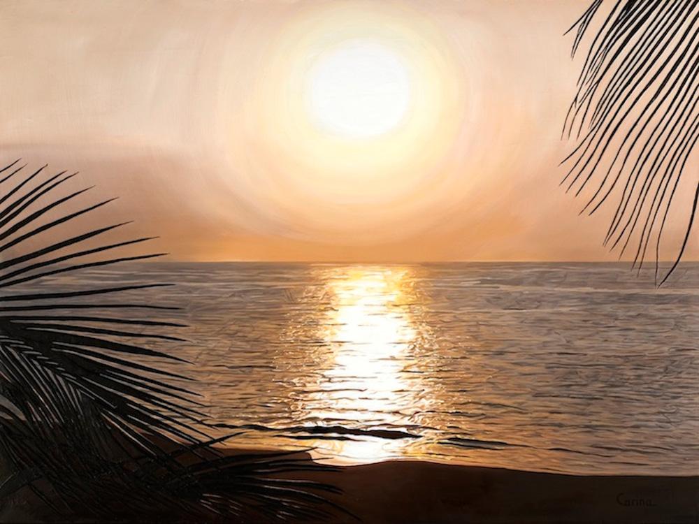 Maui's Sunset-web