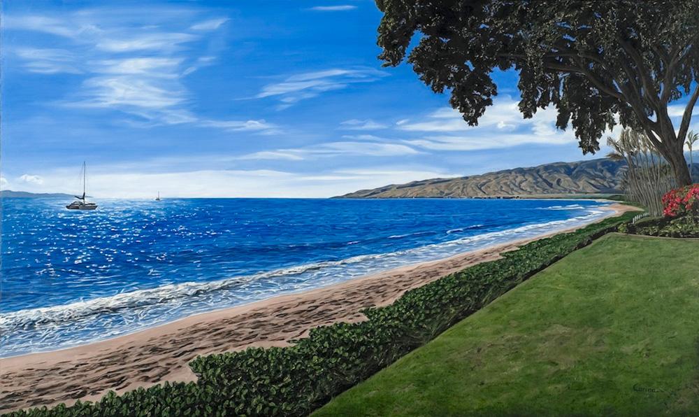 Maui's View-Web