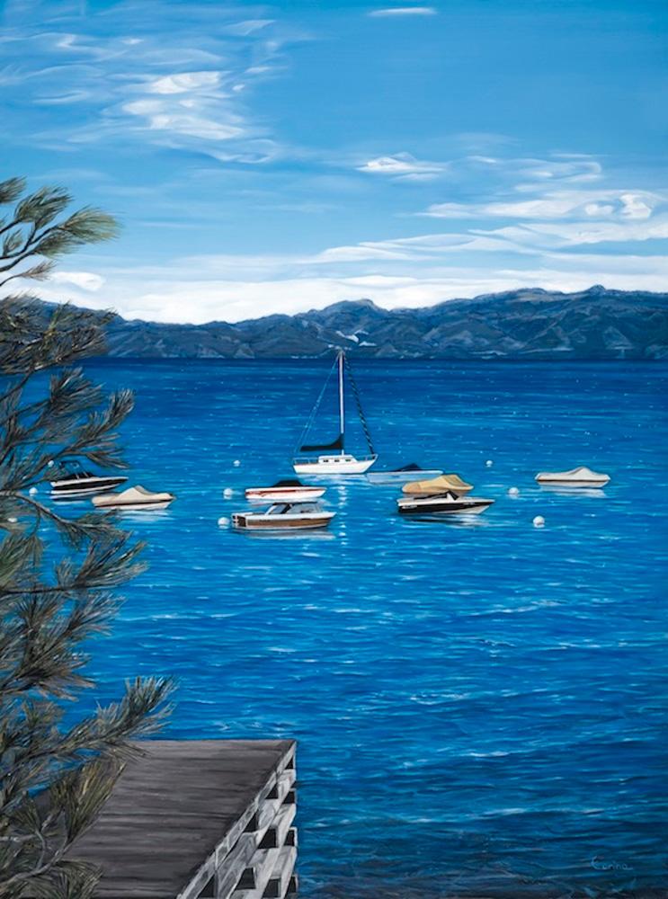 Tahoe's Window-Web