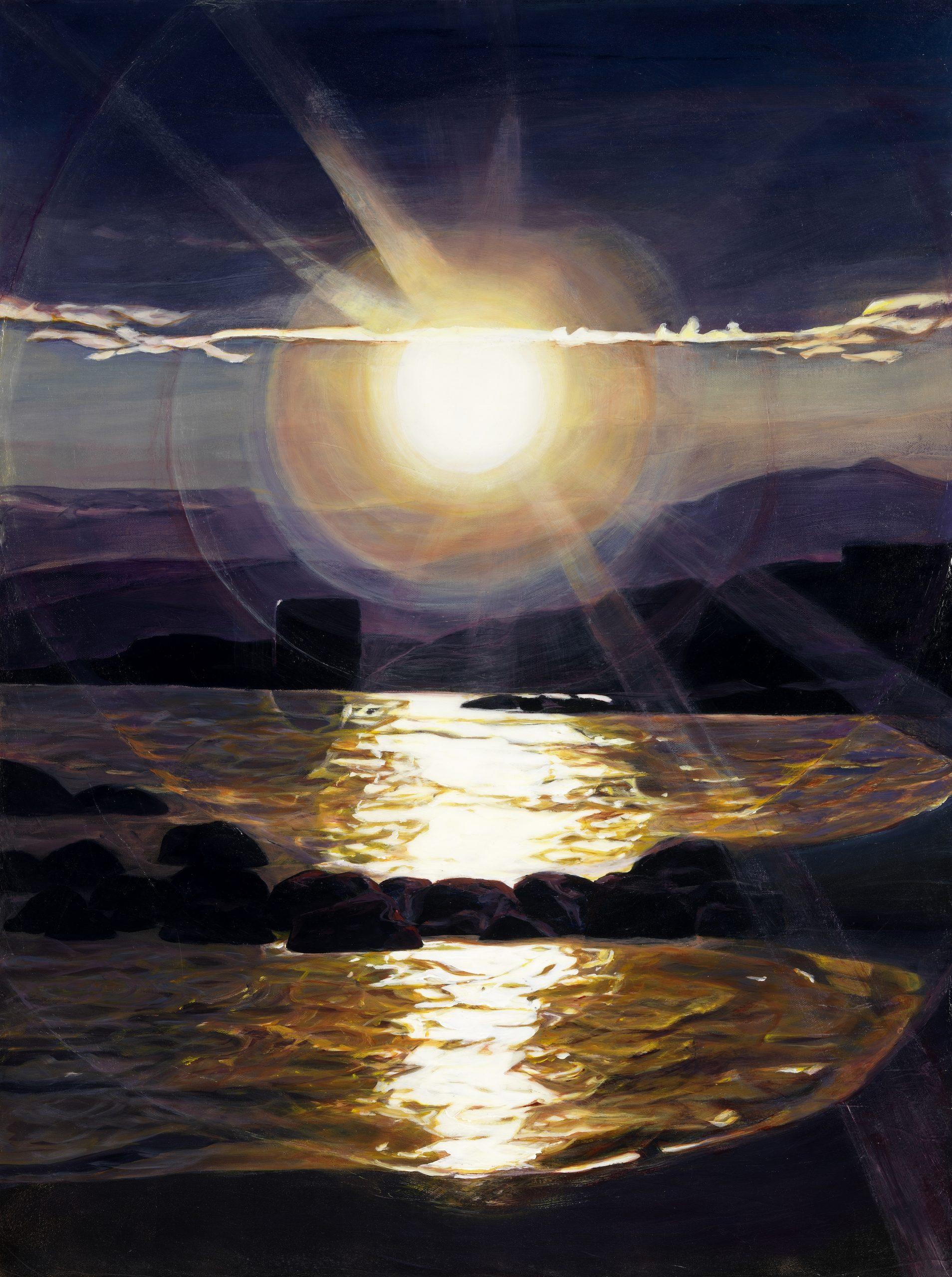 Sunset Flare-Carina